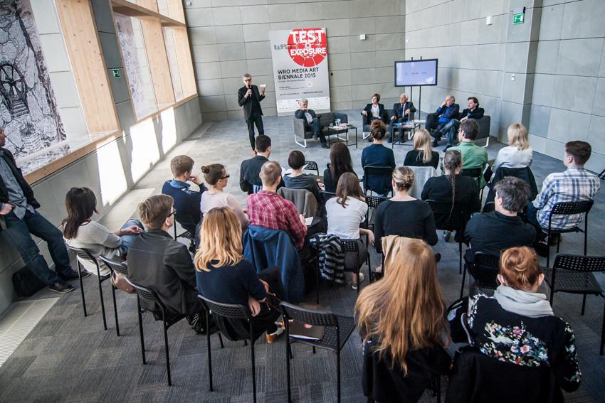 Biennale WRO 2015_konferencja prasowa_fot_Marcin Maziej (9)